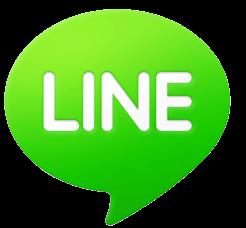 Line logo - Contacta con nosotros