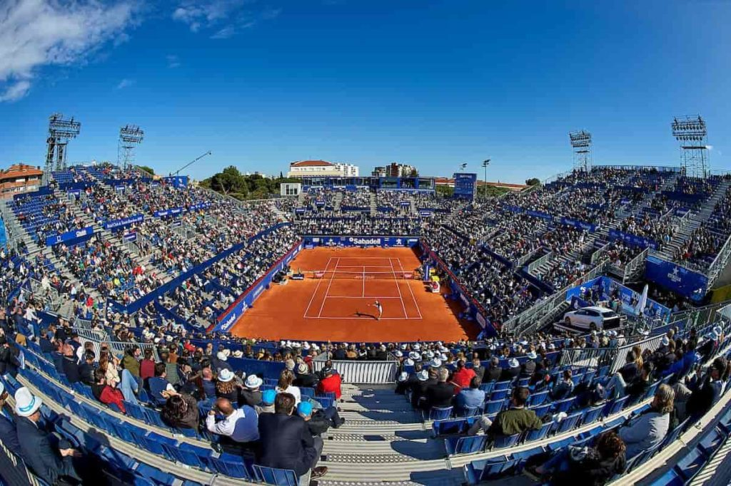 BARCELONA OPEN Banc Sabadell 2021 | By Standing